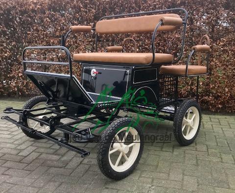 Recreatie marathonwagen, model ''Jans''