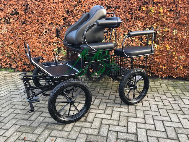 Recreatie marathonwagen, model ''Abel''